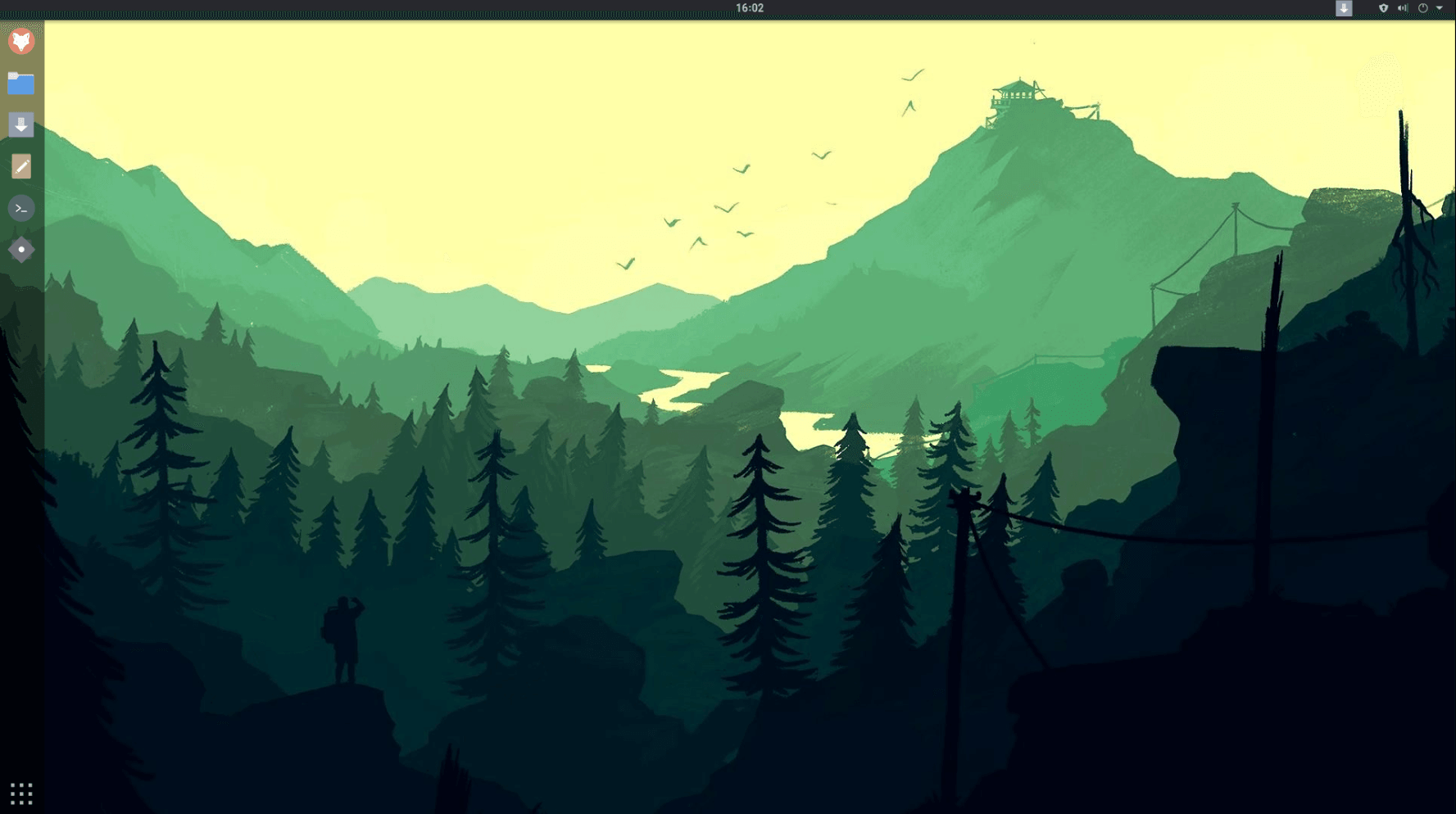 simple desktop 10