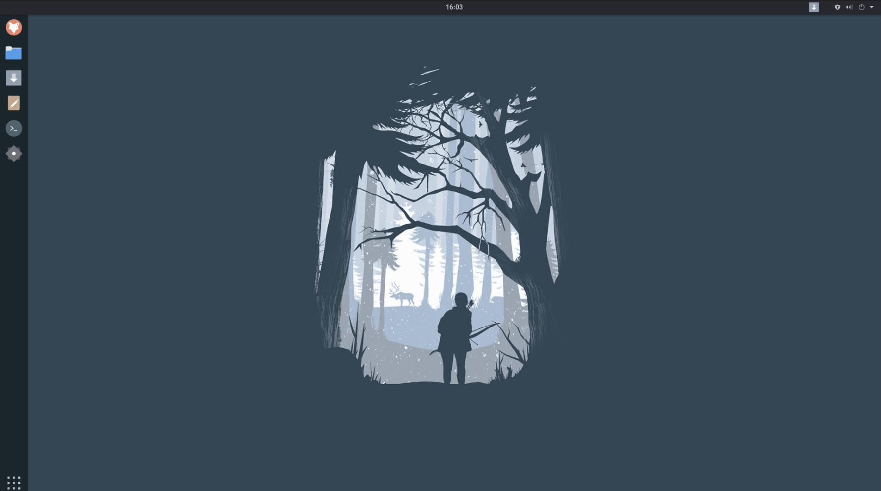 simple desktop 11