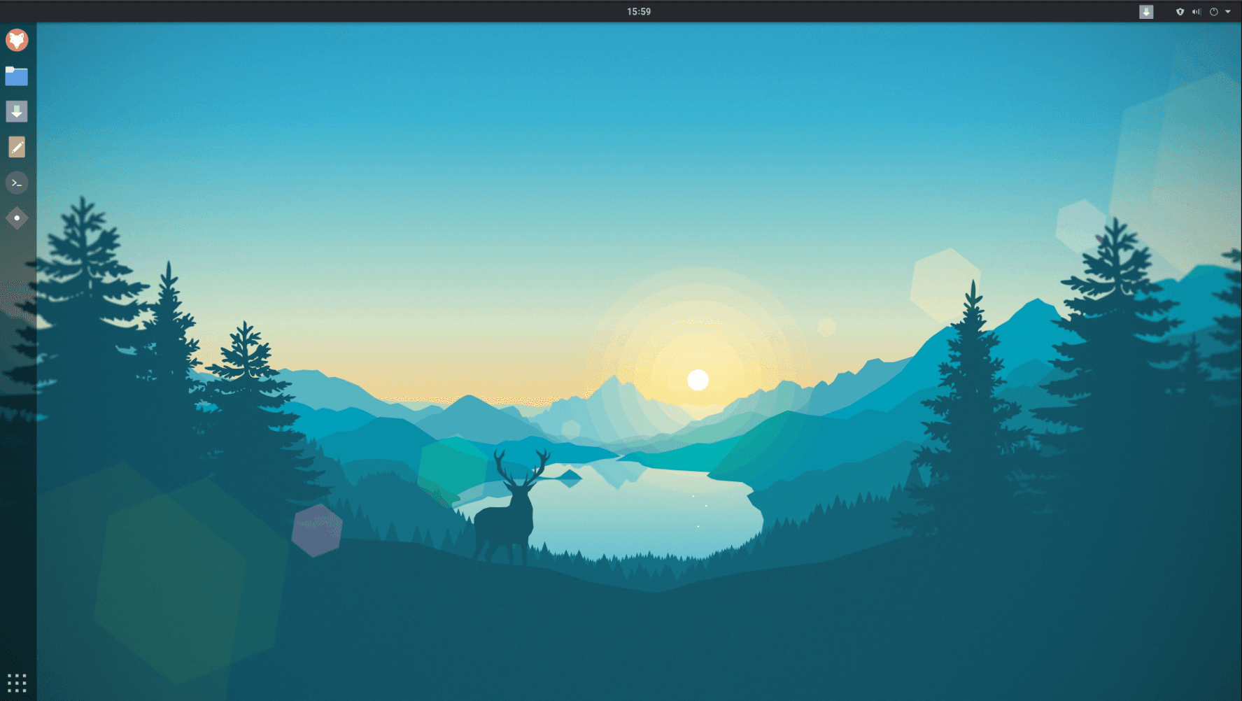 simple desktop 4