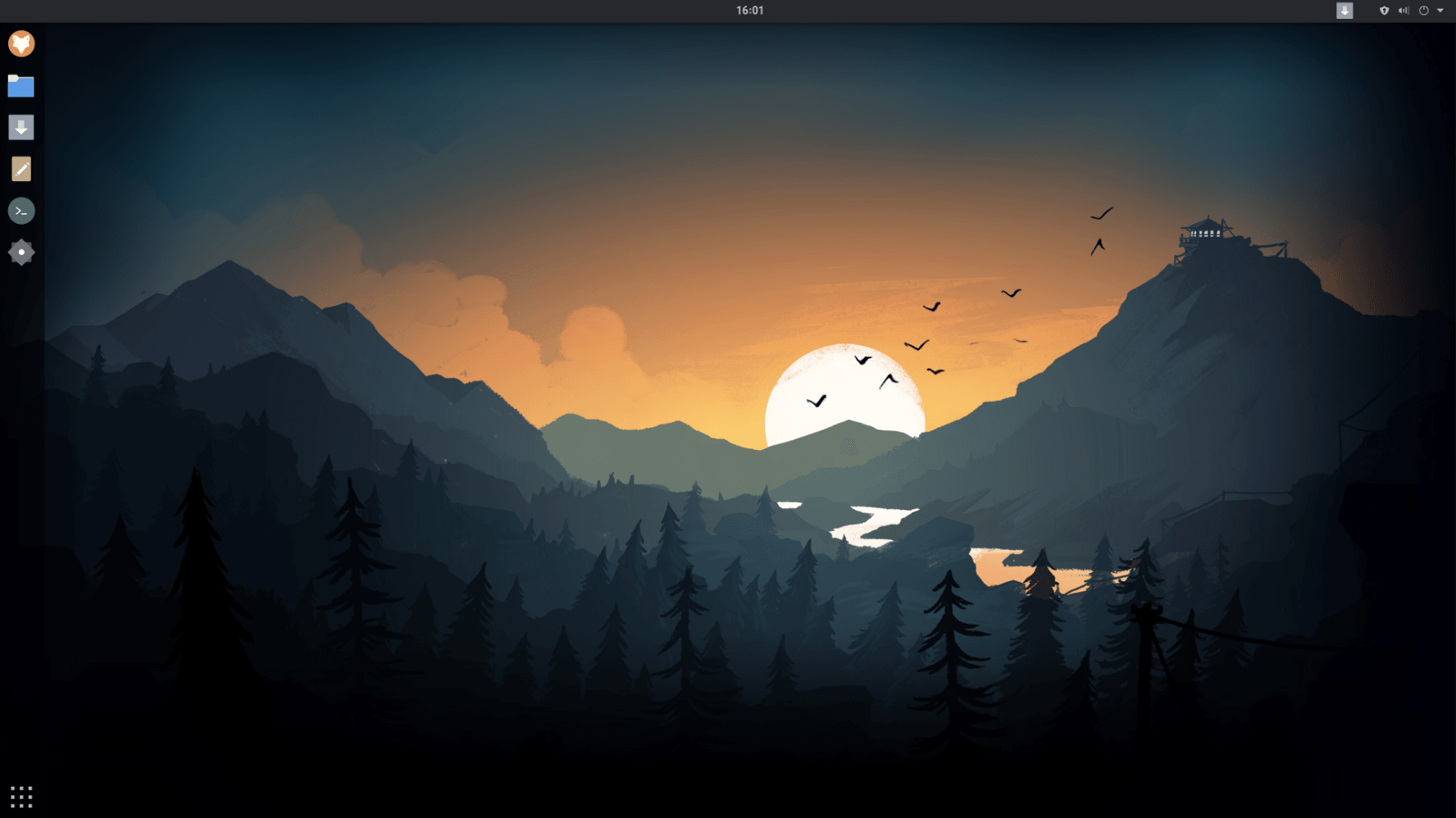 simple desktop 8