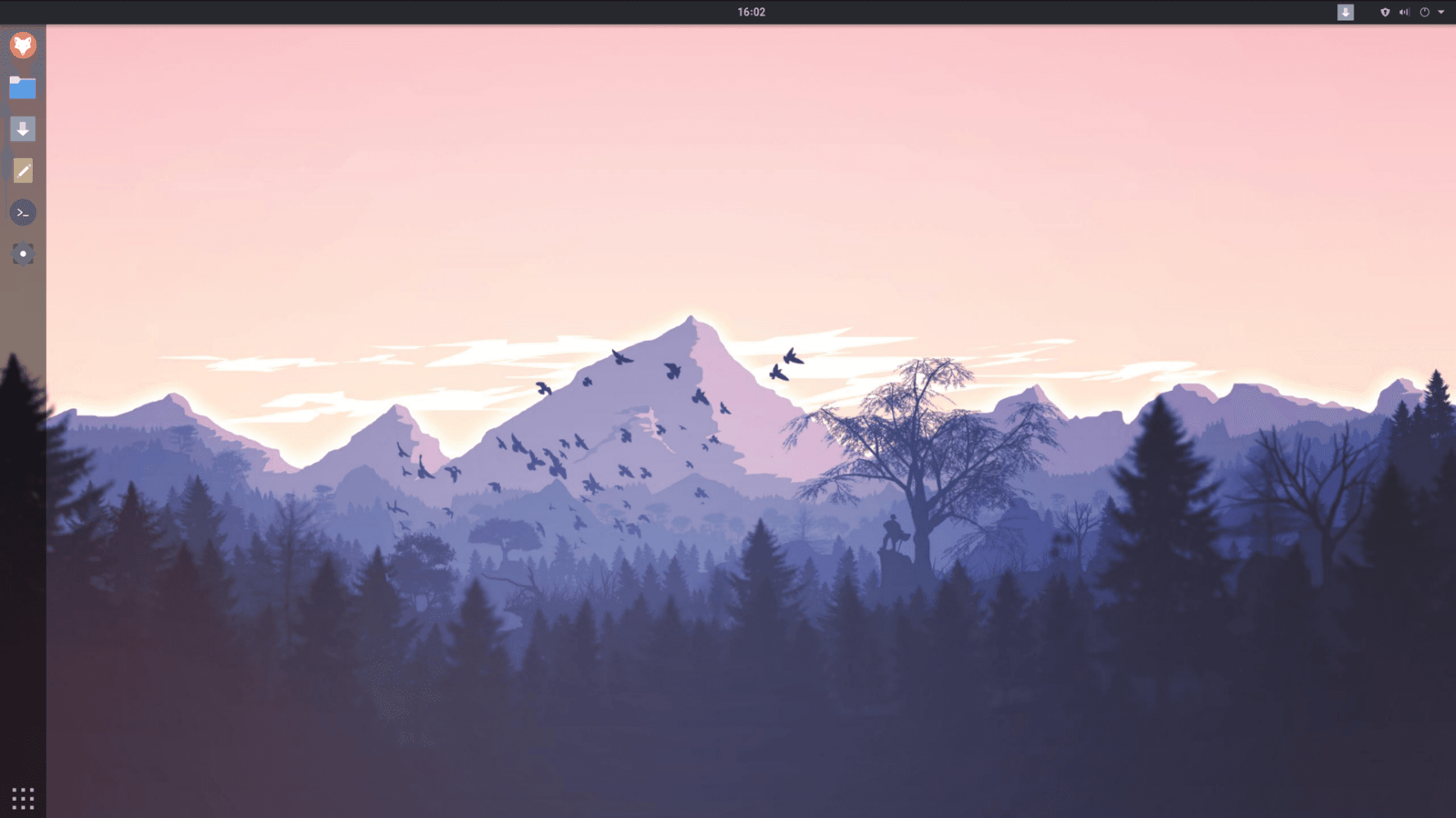 simple desktop 9