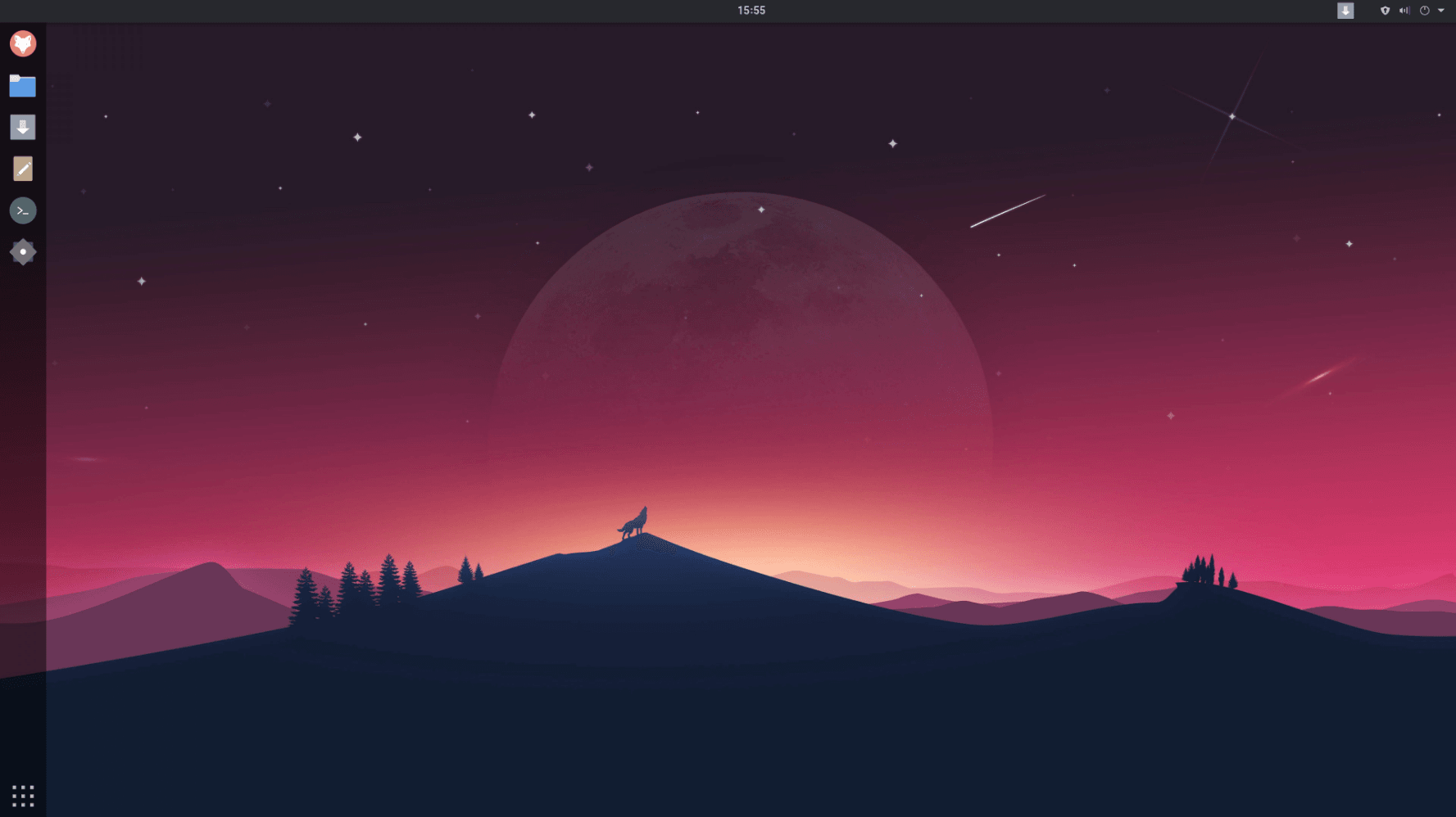 simple desktop