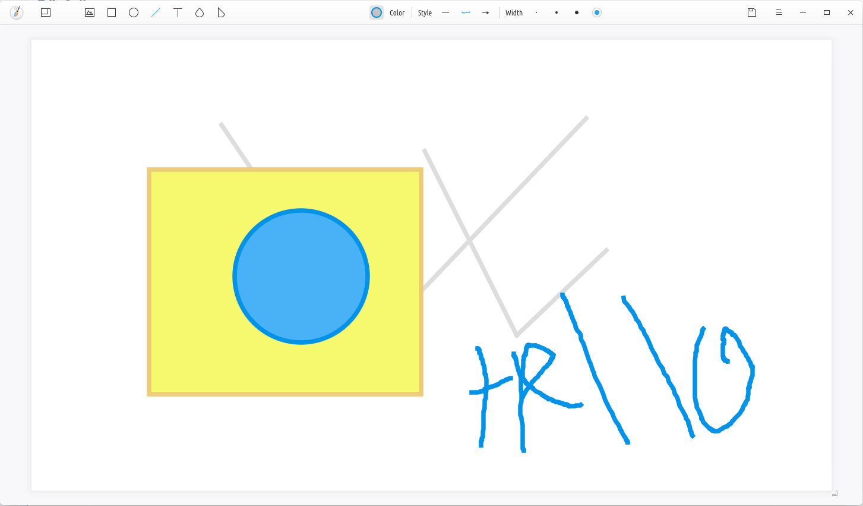 deepin draw3