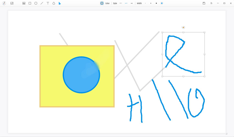 deepin draw4