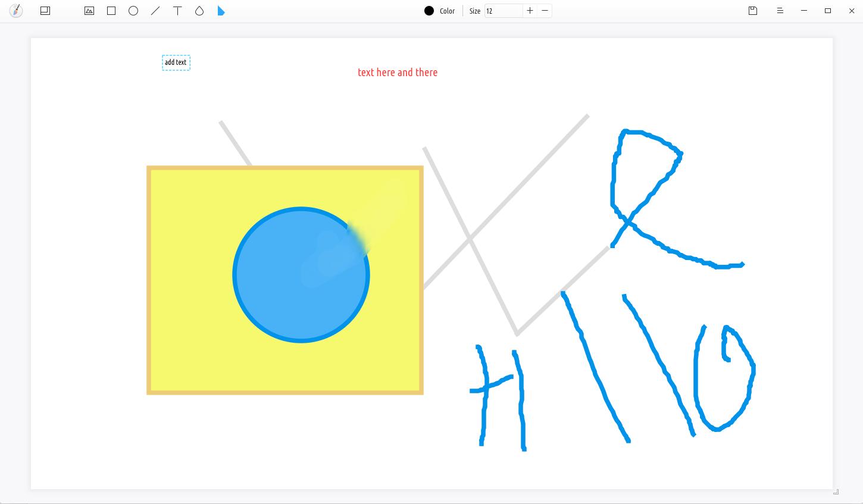 deepin draw5