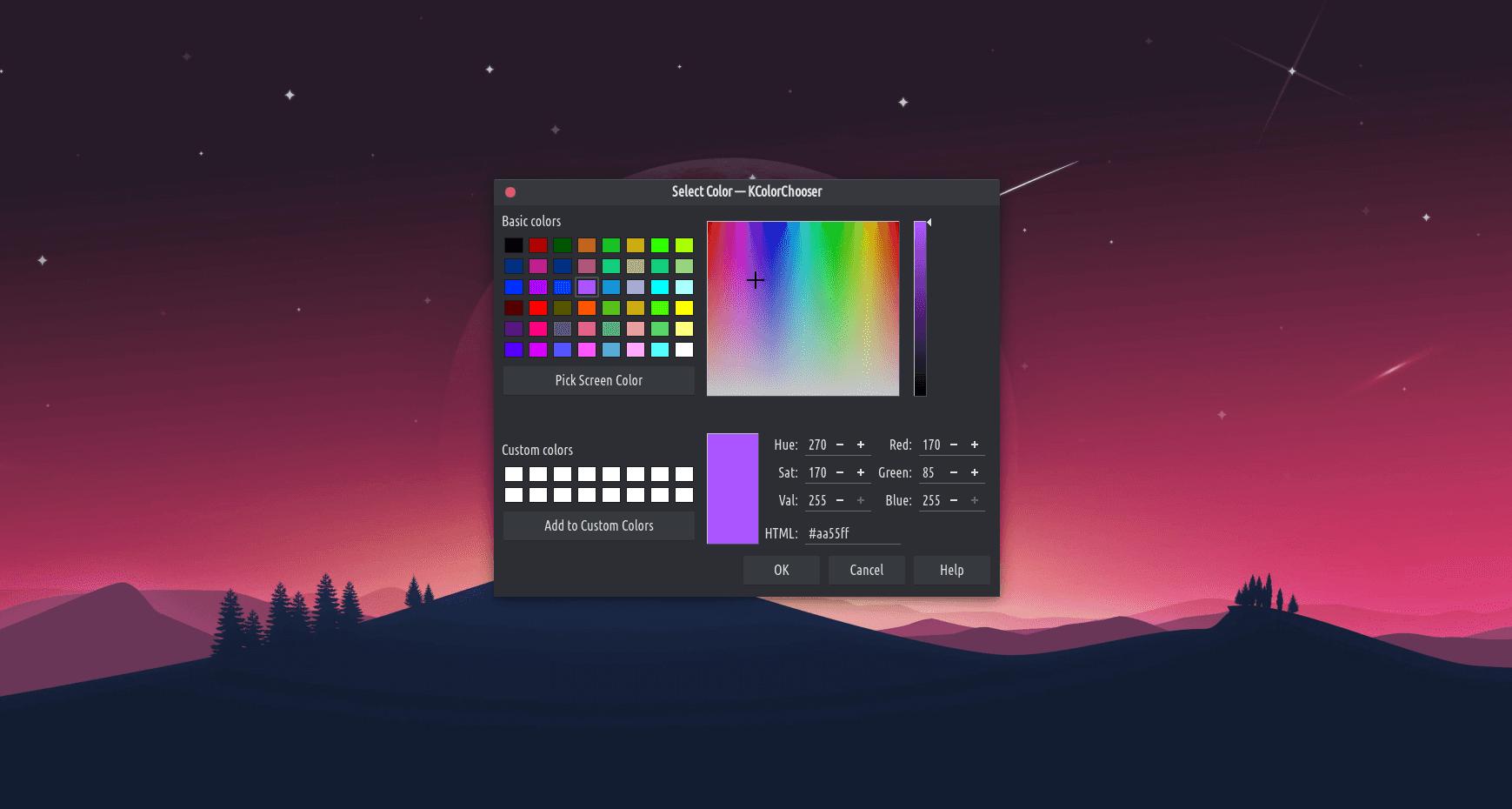 kcolor