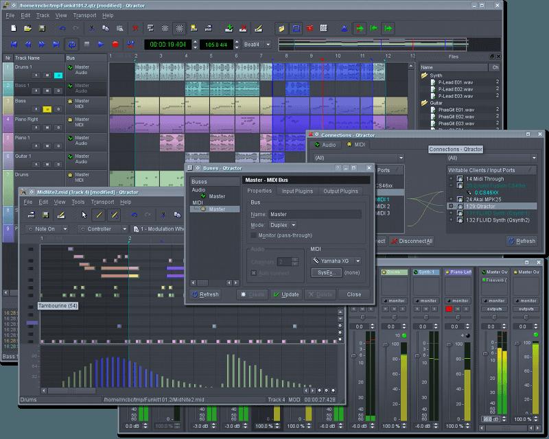 qtractor-screenshot5