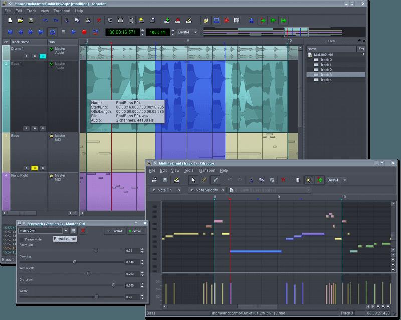 qtractor-screenshot6
