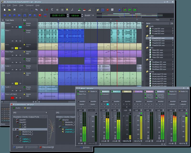 qtractor-screenshot8